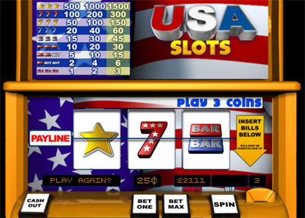 Online Slots USA 2018